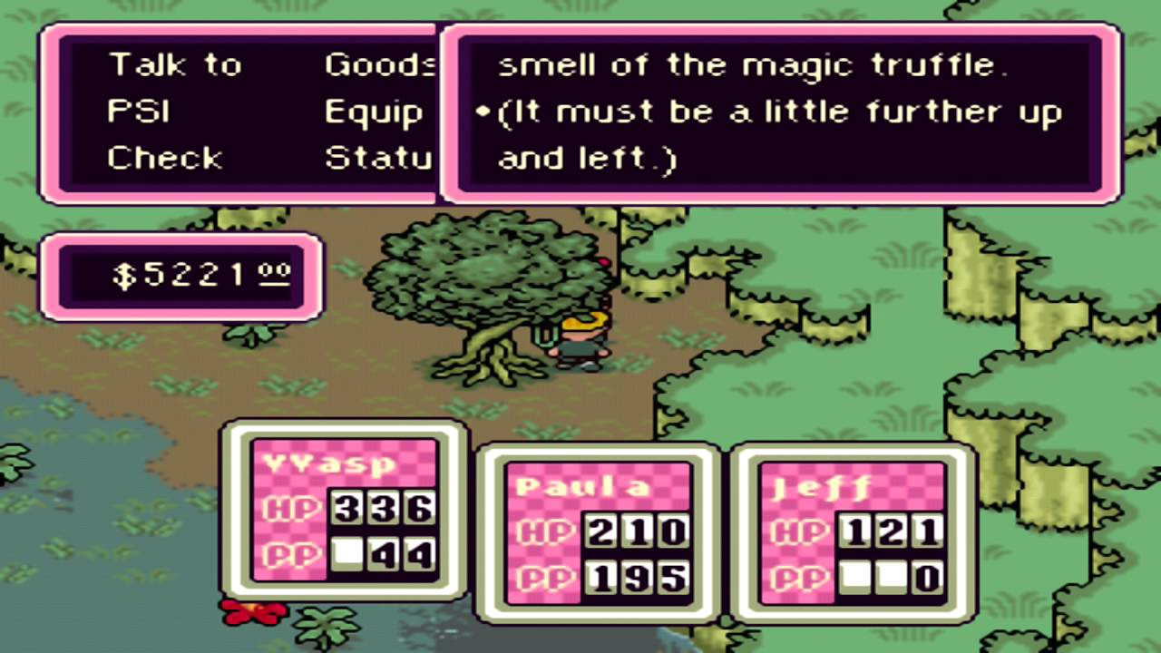 magic truffle earthbound psychedelics