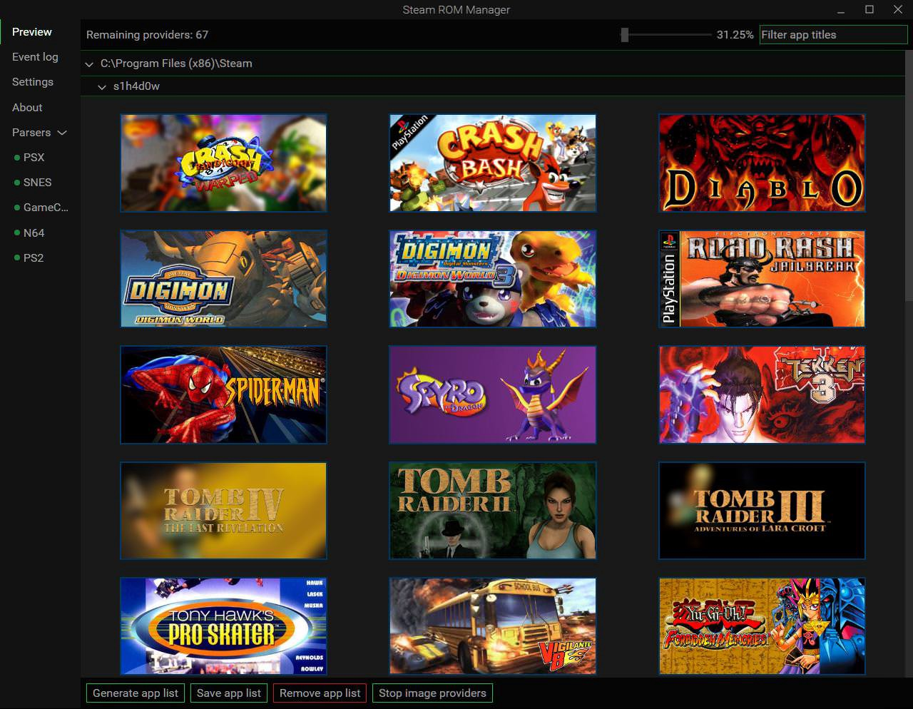 Emulation On Steam Link Retro Gaming Is Firmly Established As