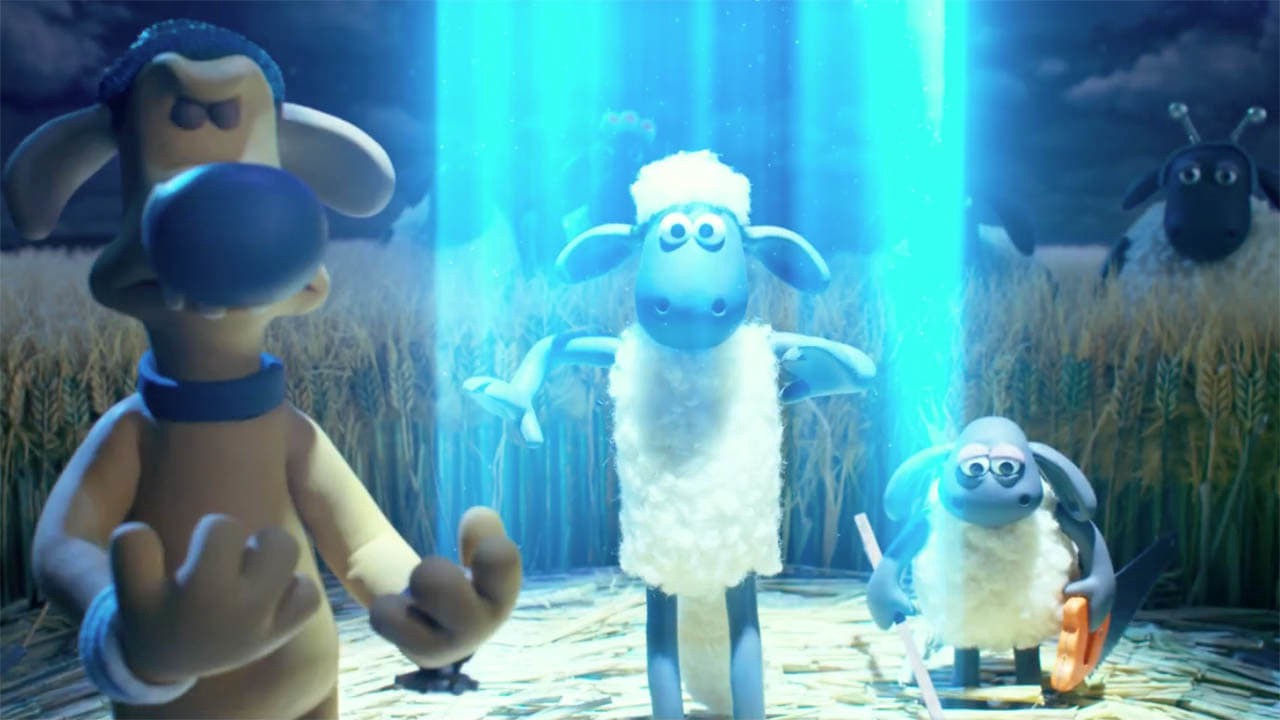 "(FULL WATCH 2019) ""A Shaun the Sheep Movie: Farmageddon ..."