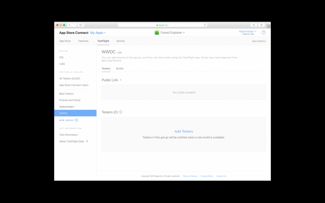 Testflight public beta invite links iOS: Beta testing made