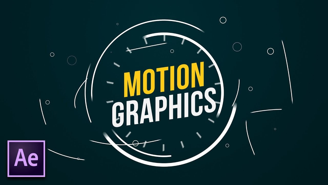 Motion Graphics- Basics and Uses. Motion graphics are basically bits of… |  by Rachel Willy | Medium