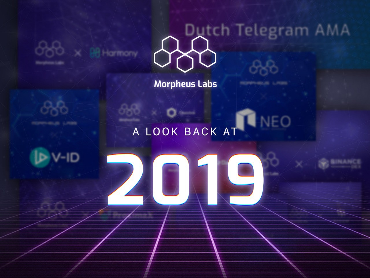 Morpheus Labs' Year-End Roundup 2019