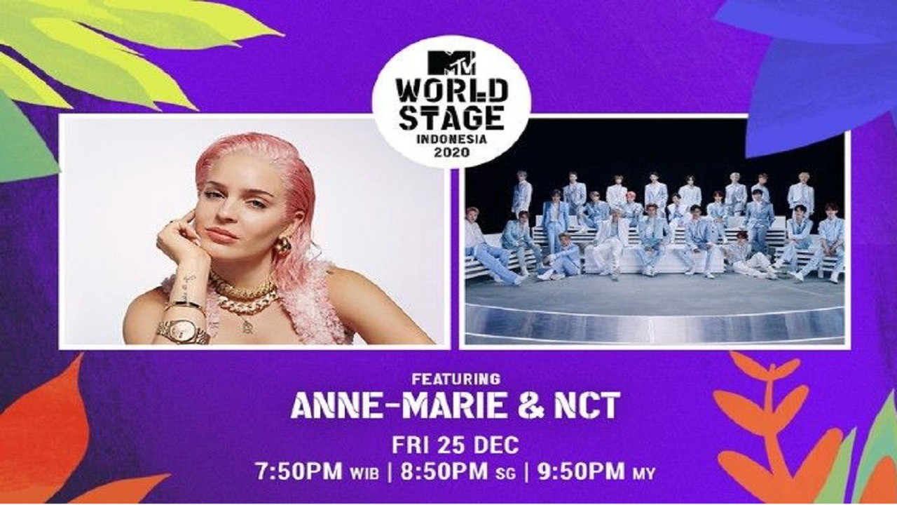 Watch Mtv World Stage Indonesia 2020 Hd Nct 2020 Full Show By Bacot Santuy Rcti Mtv World Stage 2020 Live Stream Medium