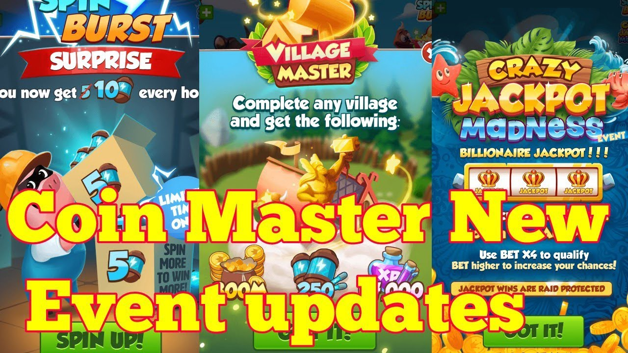 coin master free spins and coins link today