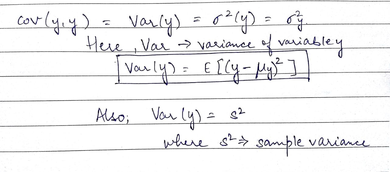 Baffled by Covariance and Correlation??? Get the Math and
