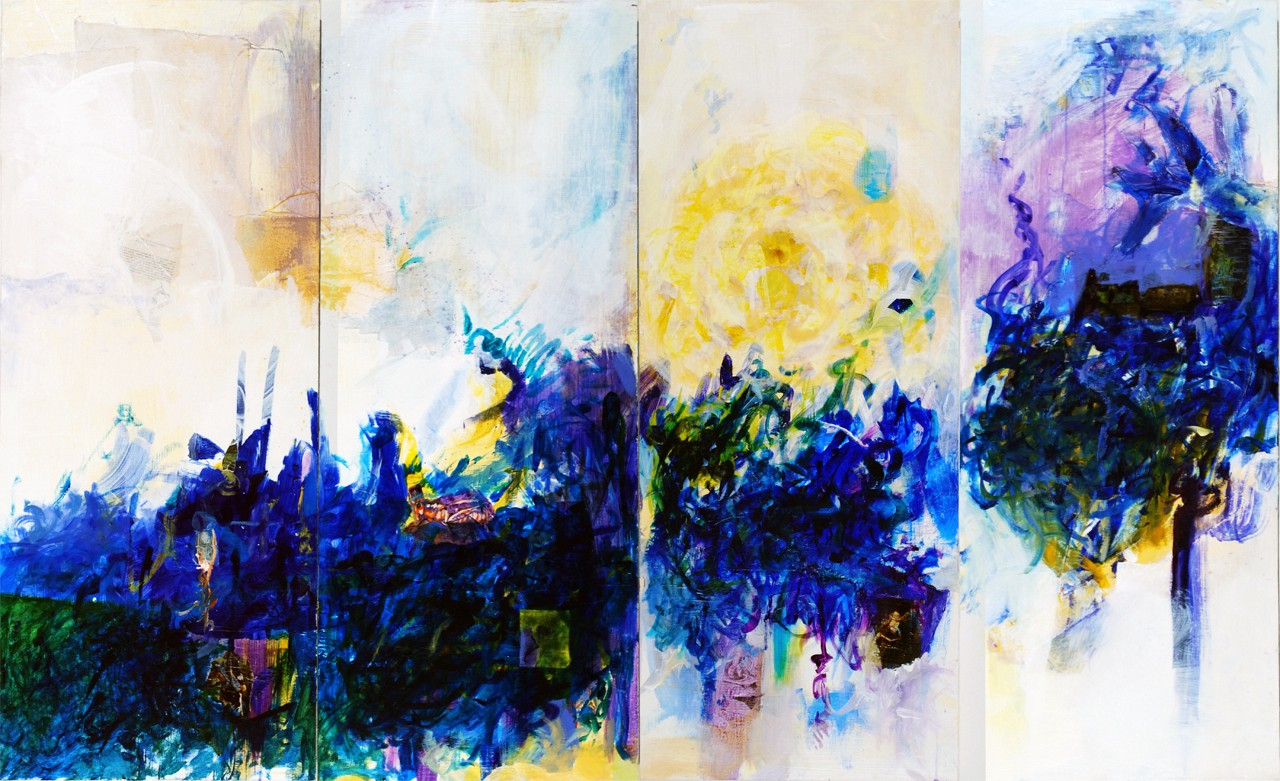 Joan Mitchell American Abstract Expressionism Exposition