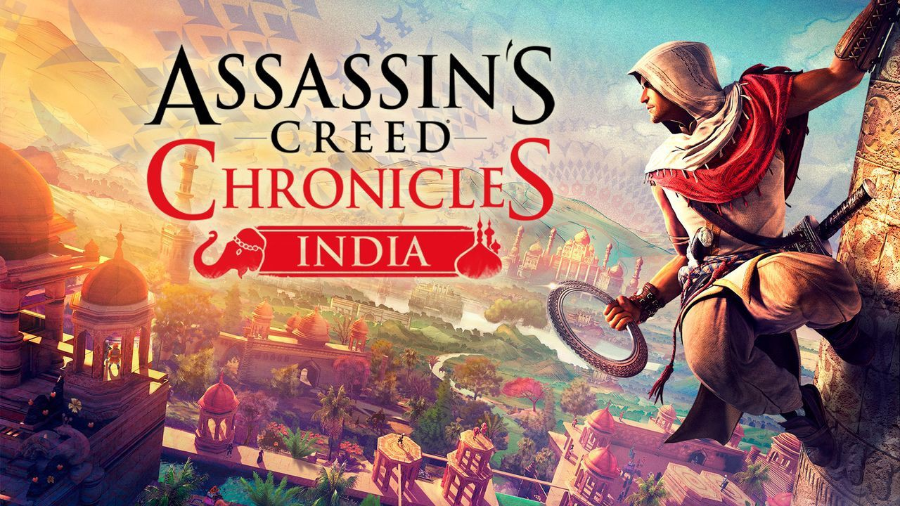 Assassin S Creed Chronicles India By Christopher Oldfield Medium
