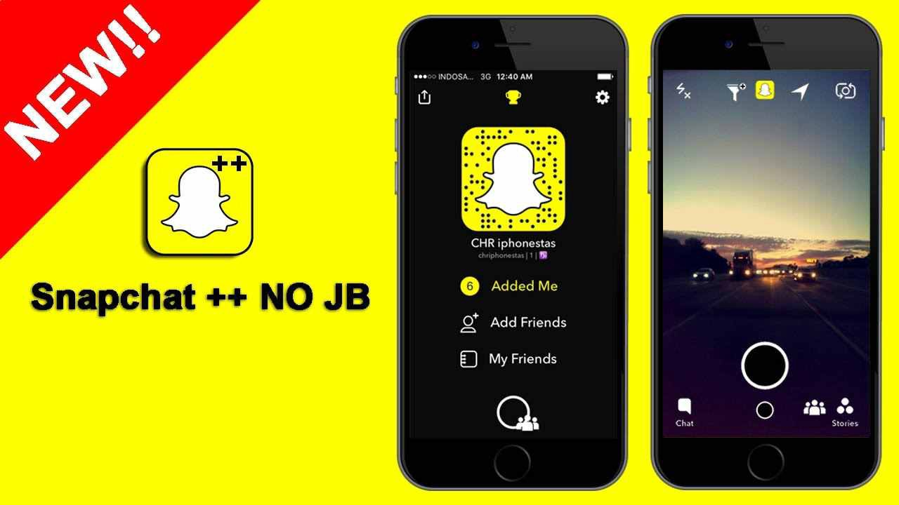 How to Download SnapChat Plus using ACmarket - Jim Carter