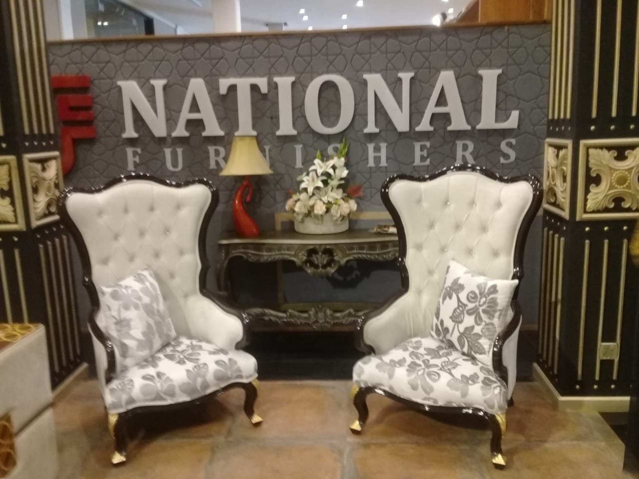 National Furnishers. (8 worker to successful business)  by