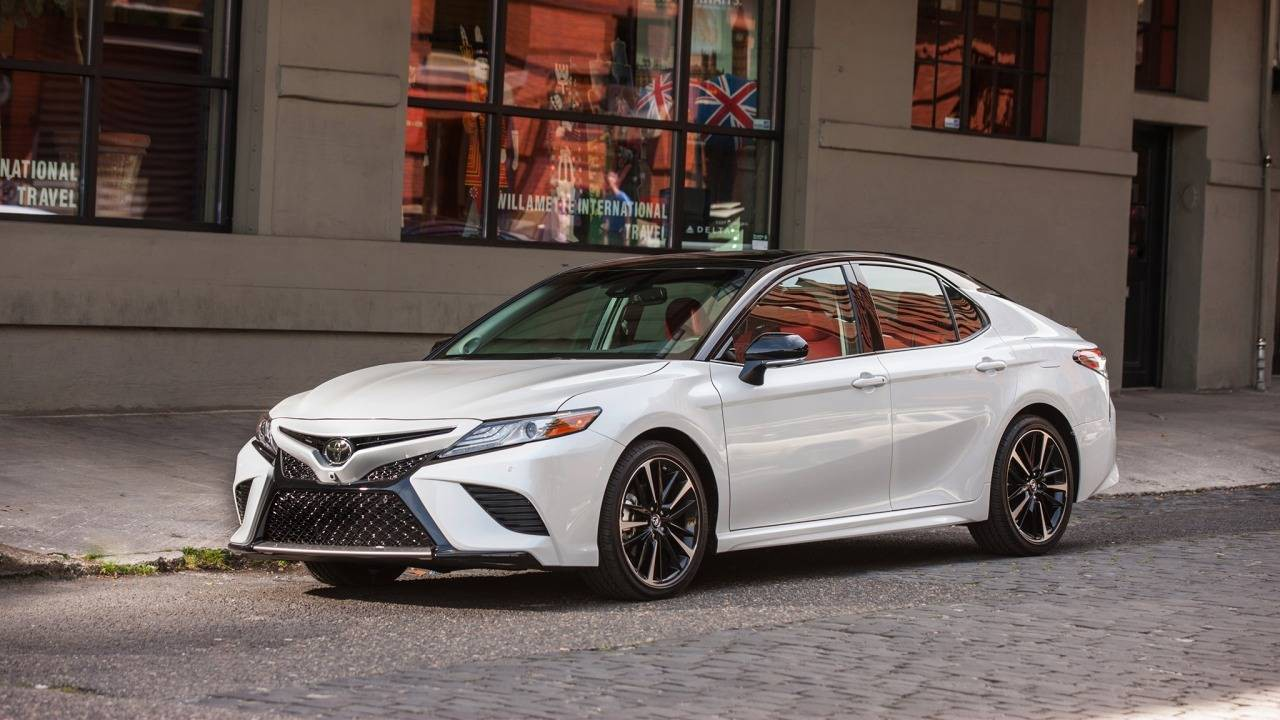 2018 Toyota Camry Xse Redefining Entry Level Luxury By Mike Cerra Medium
