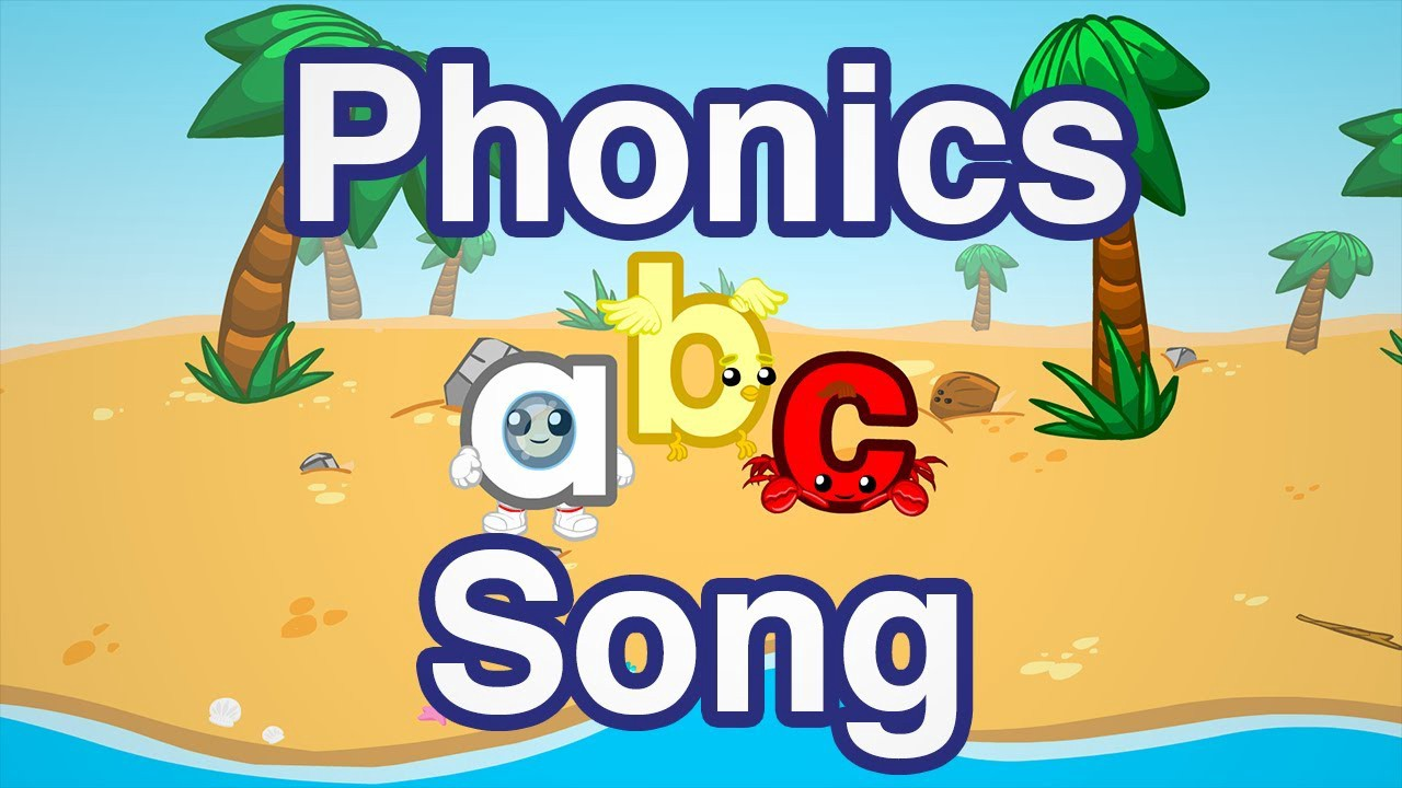 ABC Phonic Song | ABC Alphabet Songs & Nursery Rhymes for Babies