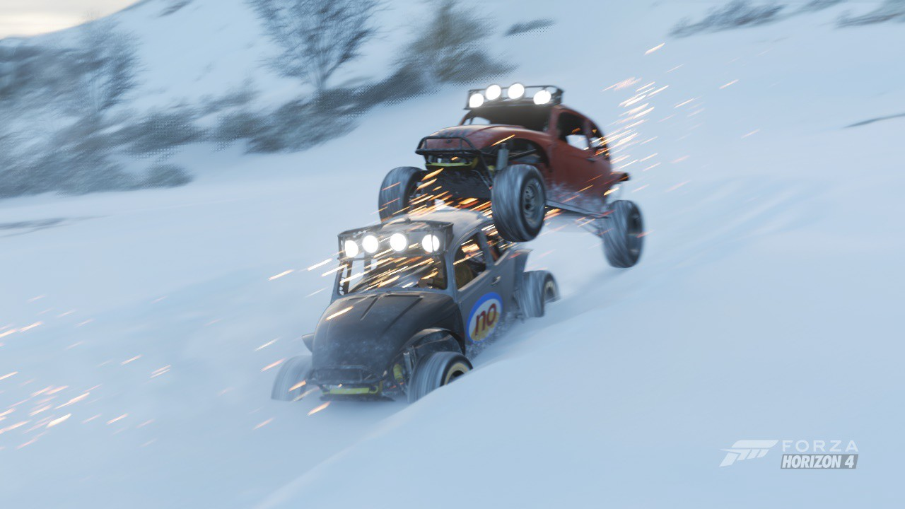 What's Good?: Seasonal Events in Forza Horizon 4 for Series