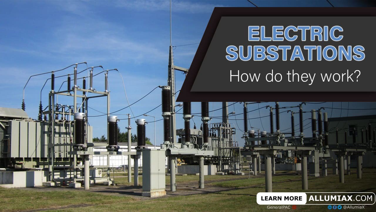 electric substations, how do they work?