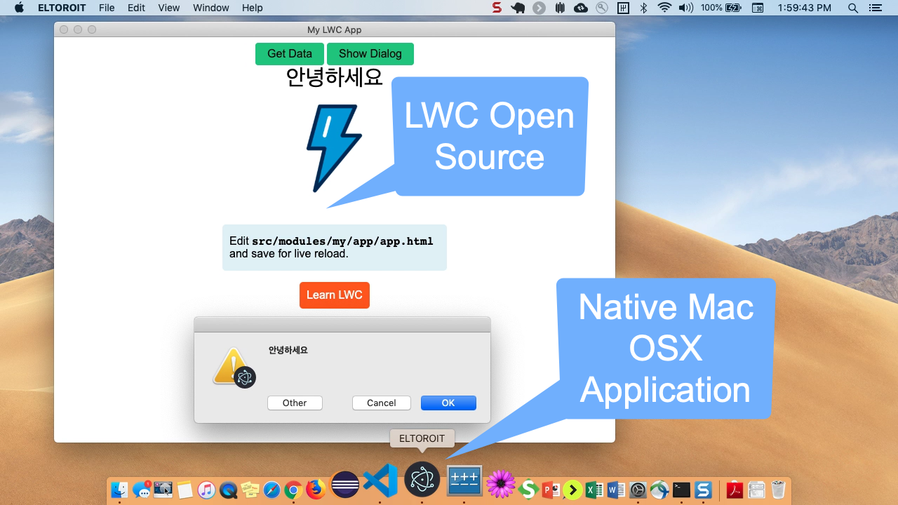 Understand How To Use The New Lightning Web Components Open