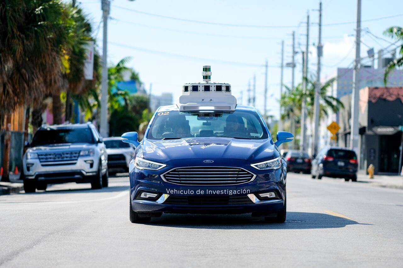 Build A Ford >> Here S What It Takes To Build A Self Driving Business And