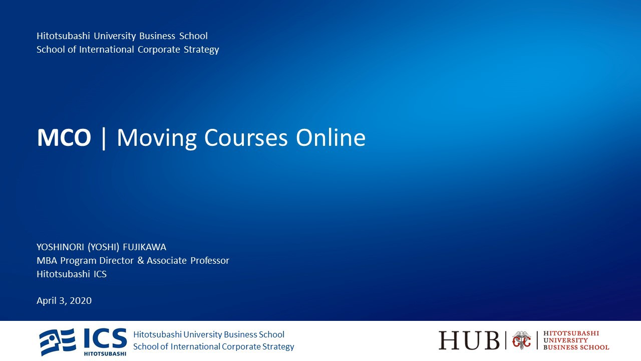 Moving Courses Online: My 7-Step Journey Toward Learning Excellence Amid/Post-COVID-19
