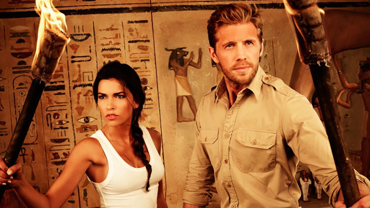 Blood & Treasure — s1e08 | Season 1 Episode 8 (CBS)