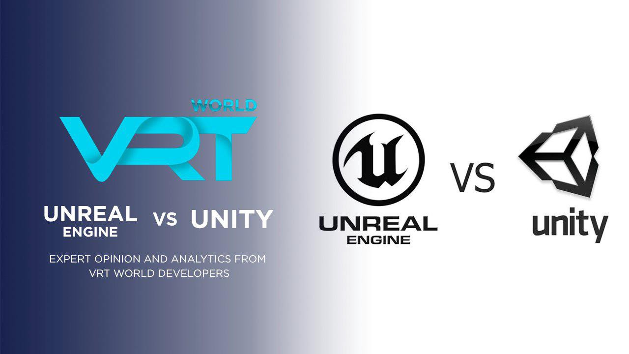 Unreal Engine vs Unity  Expert opinion and analytics from