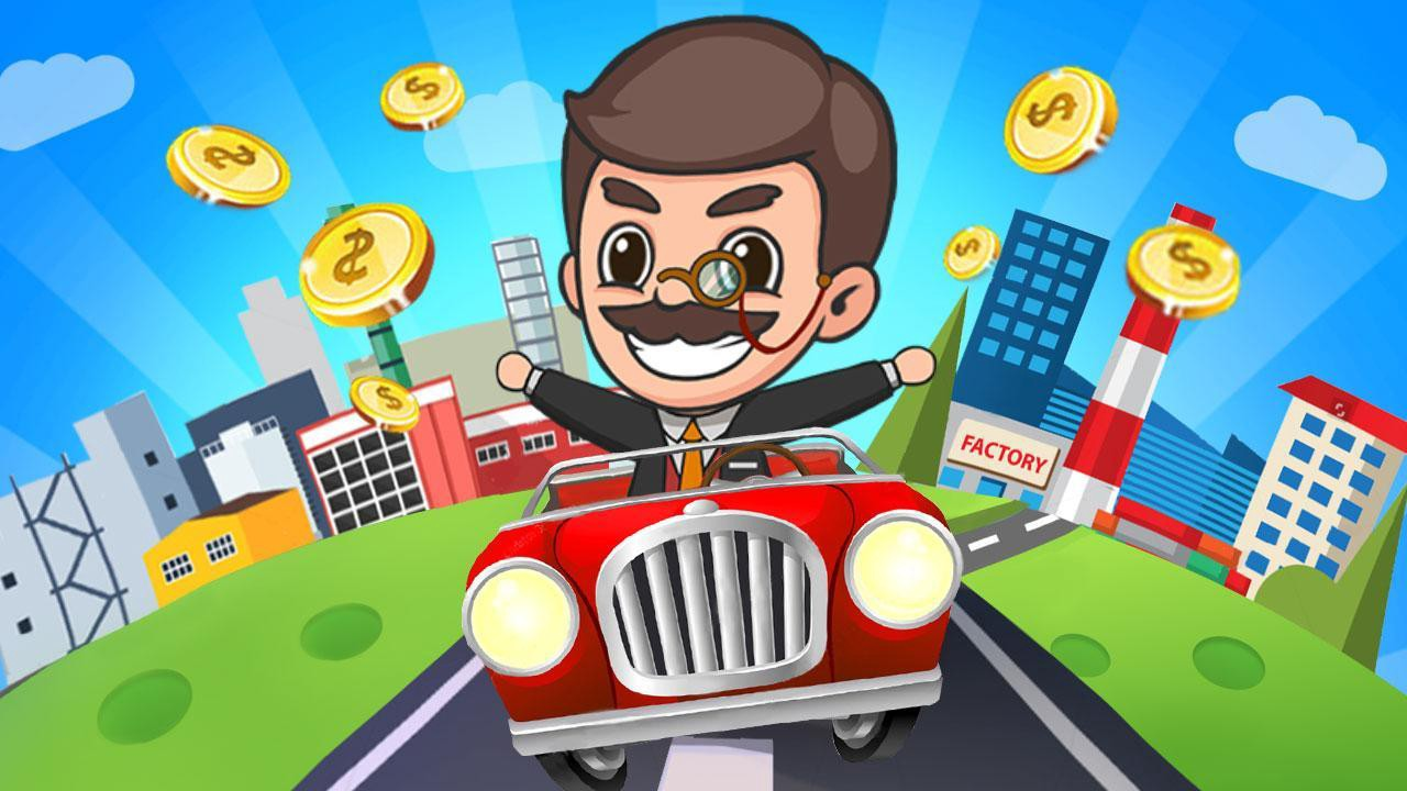 Idle Car Tycoon Mod Apk V117 Unlimited Money El Che