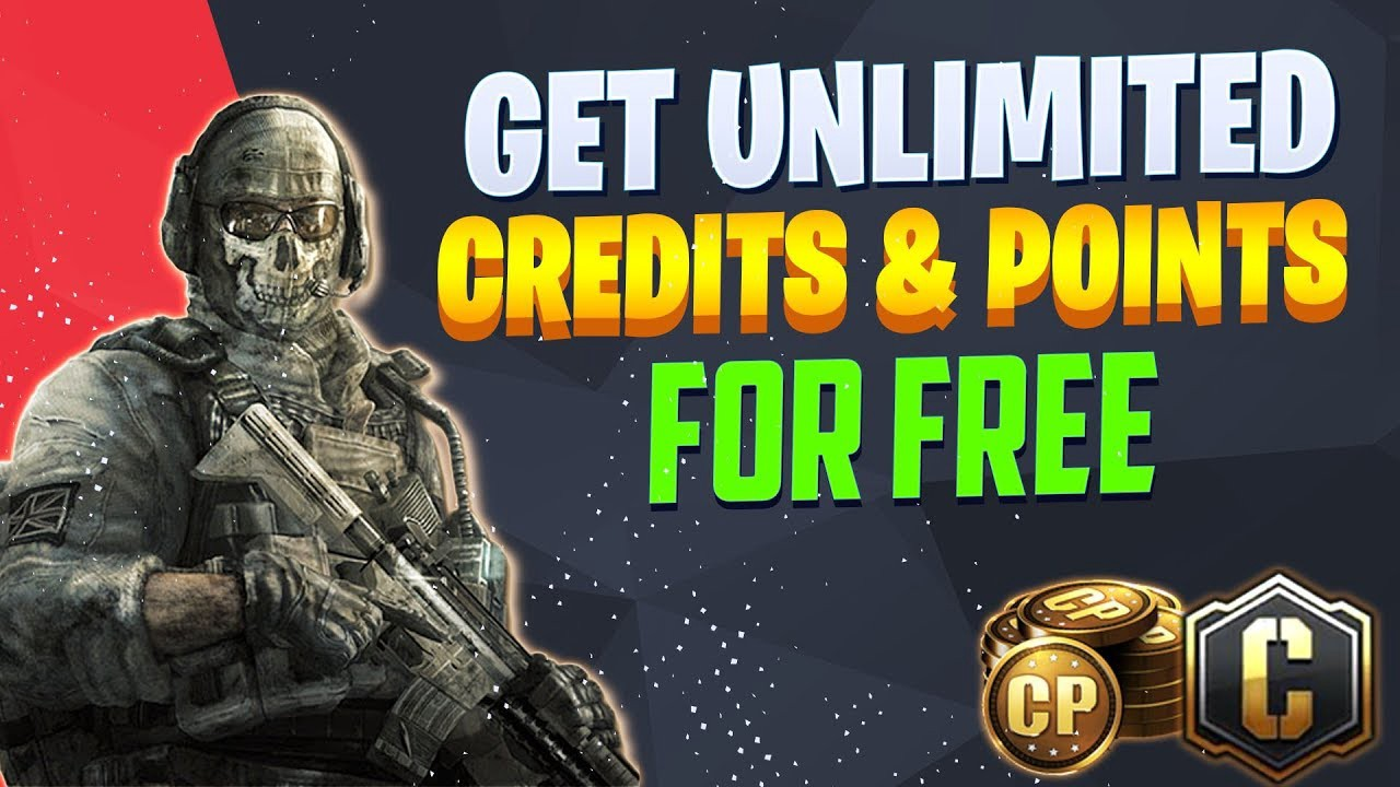 Call Of Duty Mobile Hack — Free CP Points COD Generator -