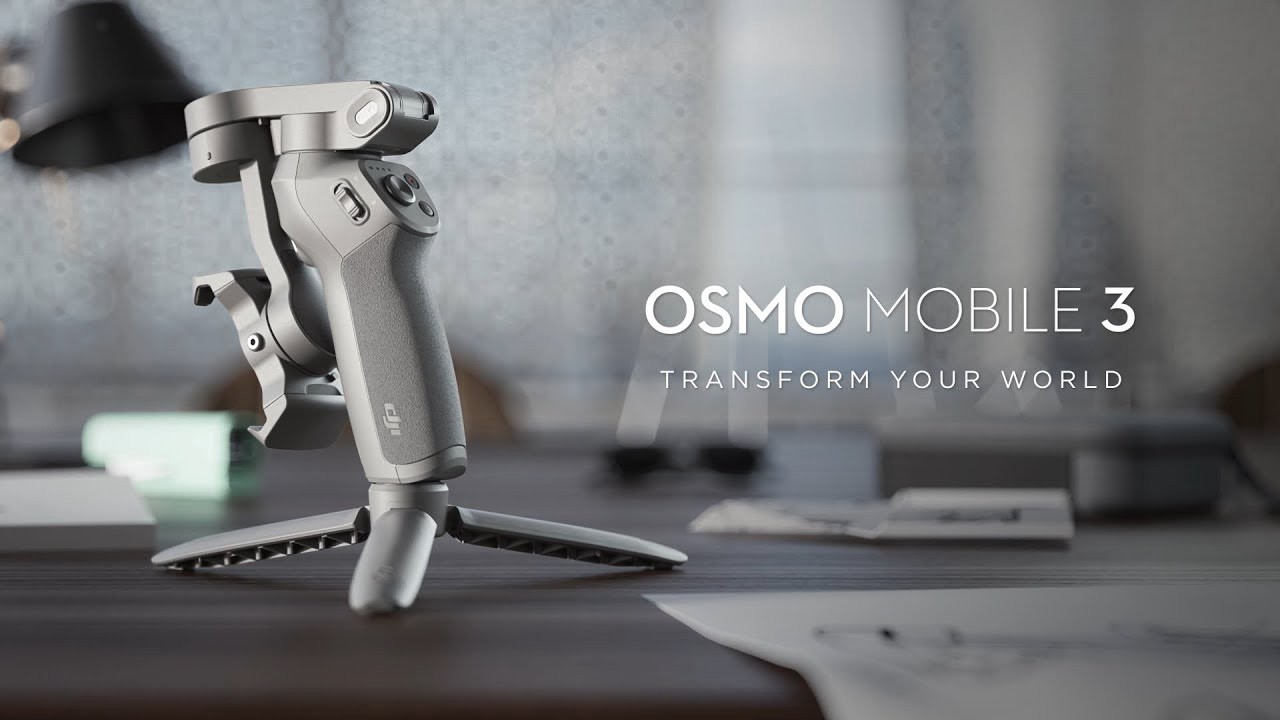 DJI Osmo Mobile 3: Incredible Phone Gimbal for Beginners | by Jericho January | Medium