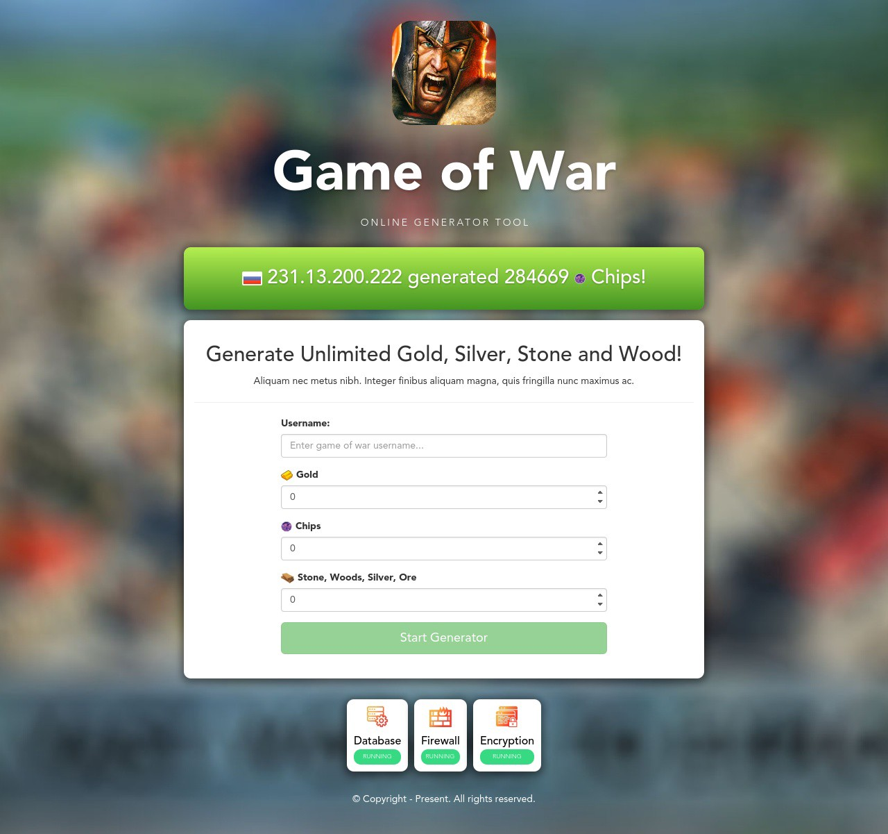 Game of War v 4 3 13 580 Apk + MOD (UNLOCK ALL) for Android