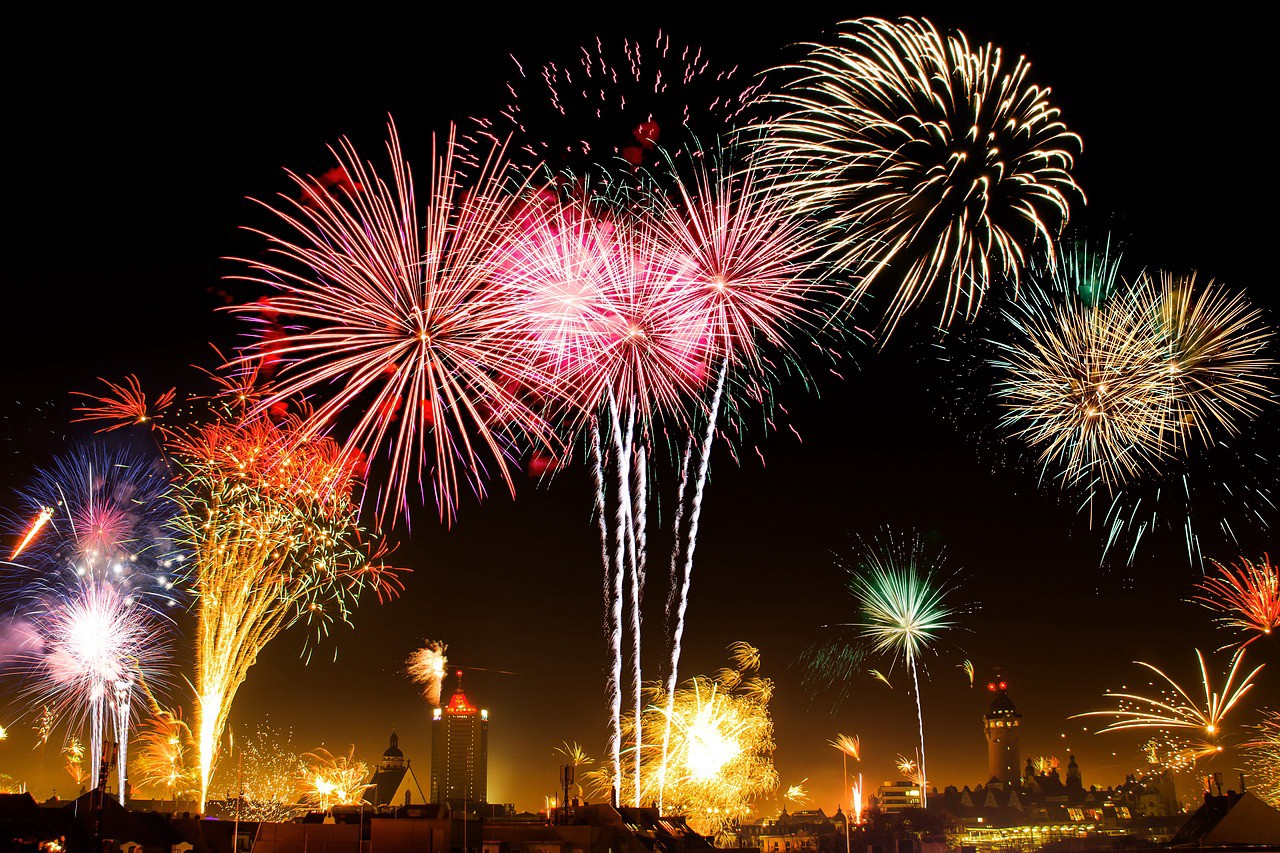 How I built my own Macy's firework show with Python and Tkinter