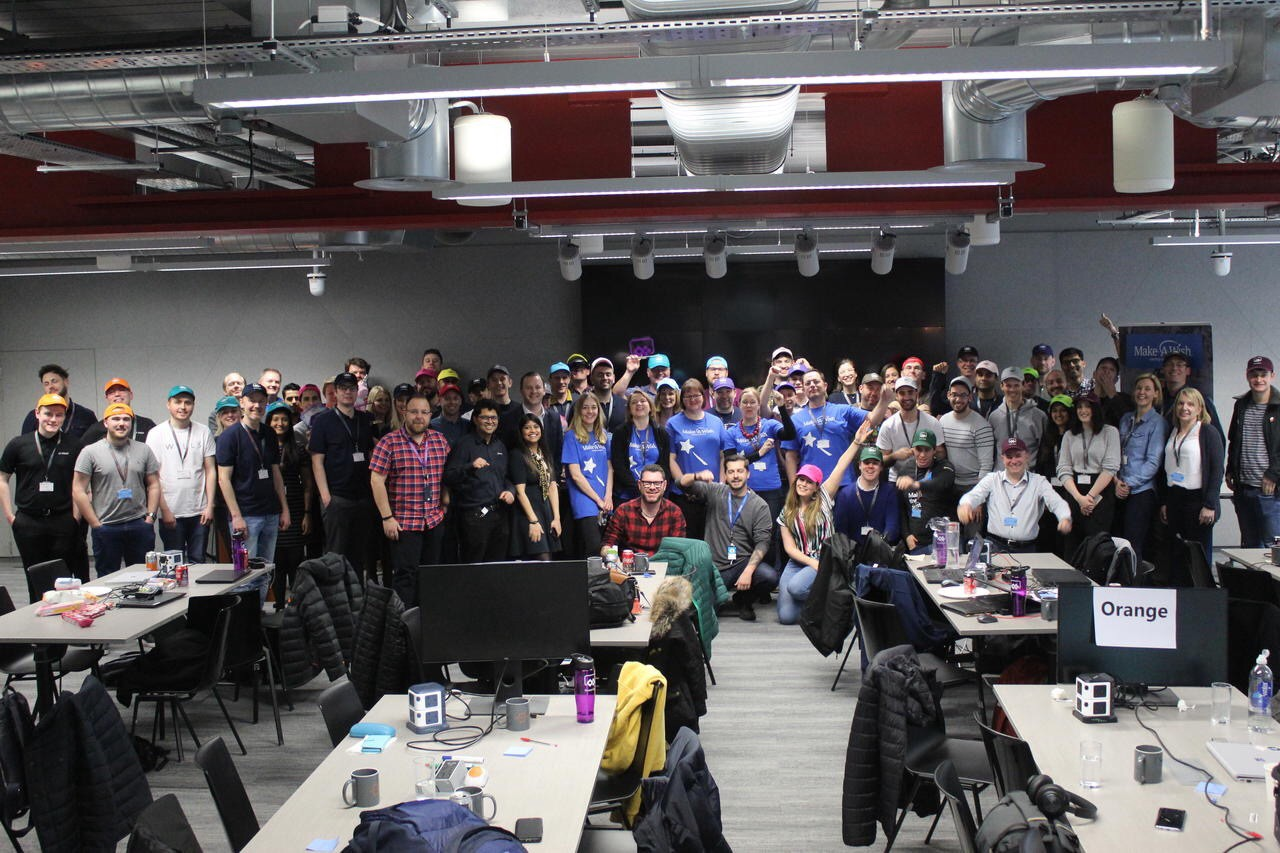 Having a blast at PowerApps for Good — A hackathon experience