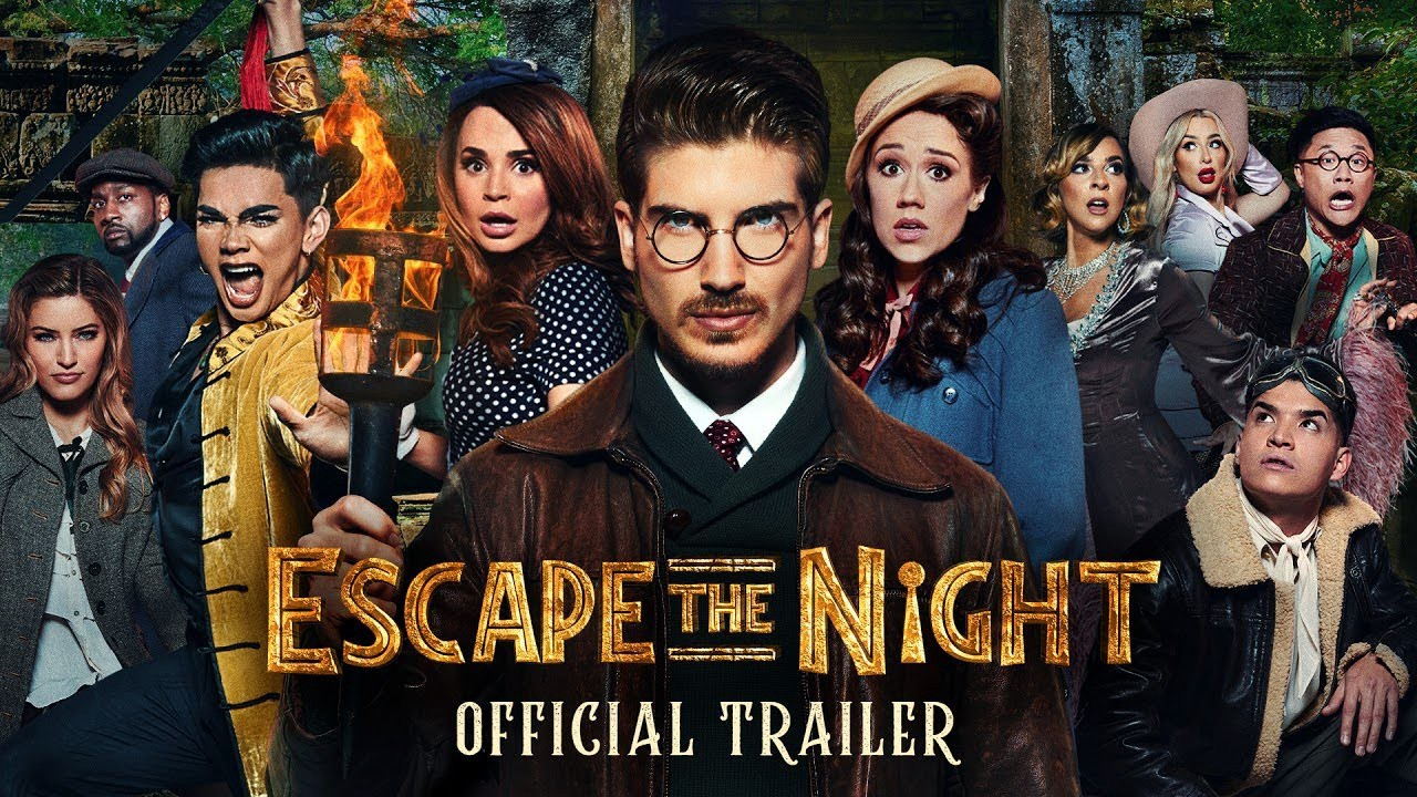 Escape The Night Season 4 Episode 4 Youtube Premium