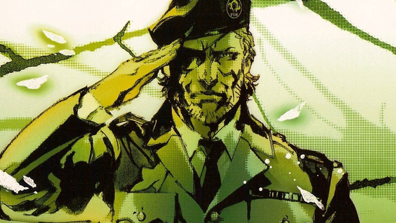 The Metal Gear Diaries: Snake Eater - Abnormal Mapping - Medium