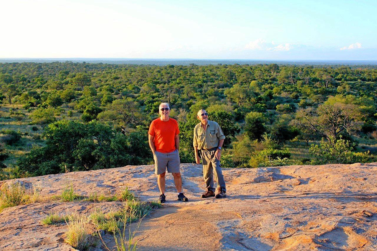 walk on the wild side of Africa