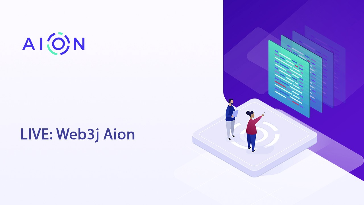 Aion - The Open Application Network