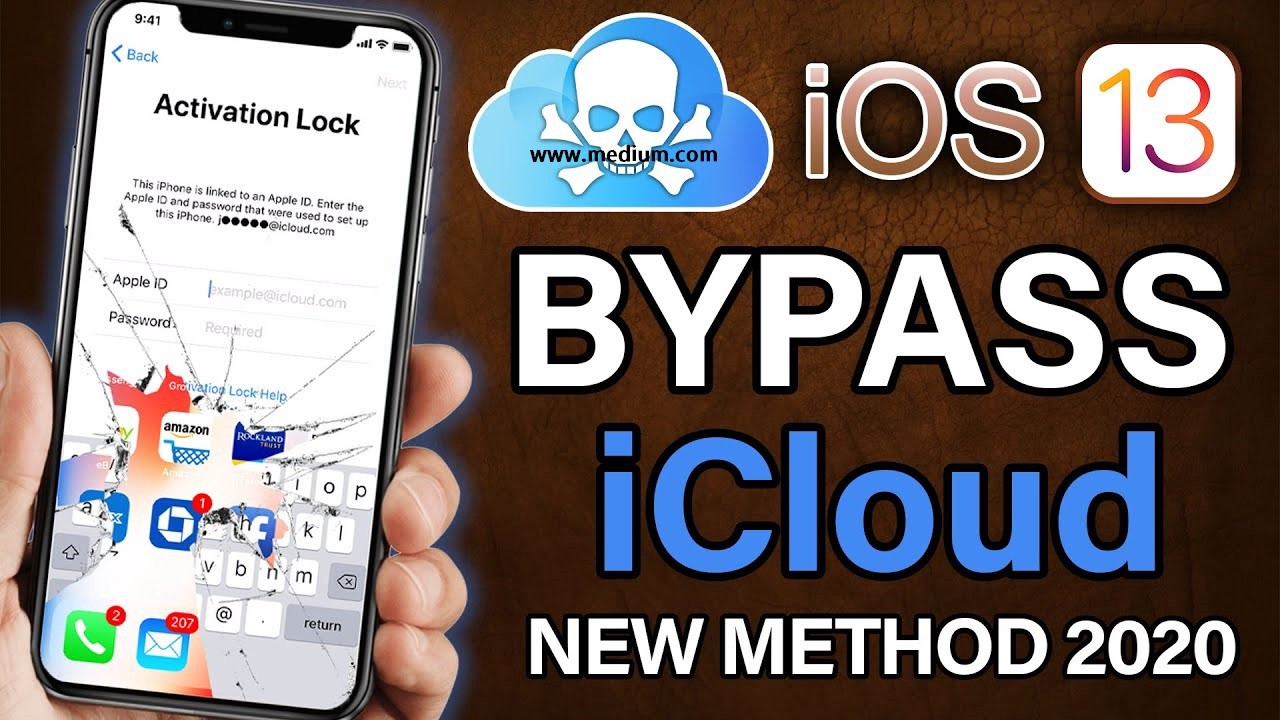 Bypass Icloud Ios 13 5 1 Ios 14 Ios 14 0 1 To Ios 14 1 Doulci 2020 06 Activation Lock With Clean Status By Suranga Wickramasinghe Medium