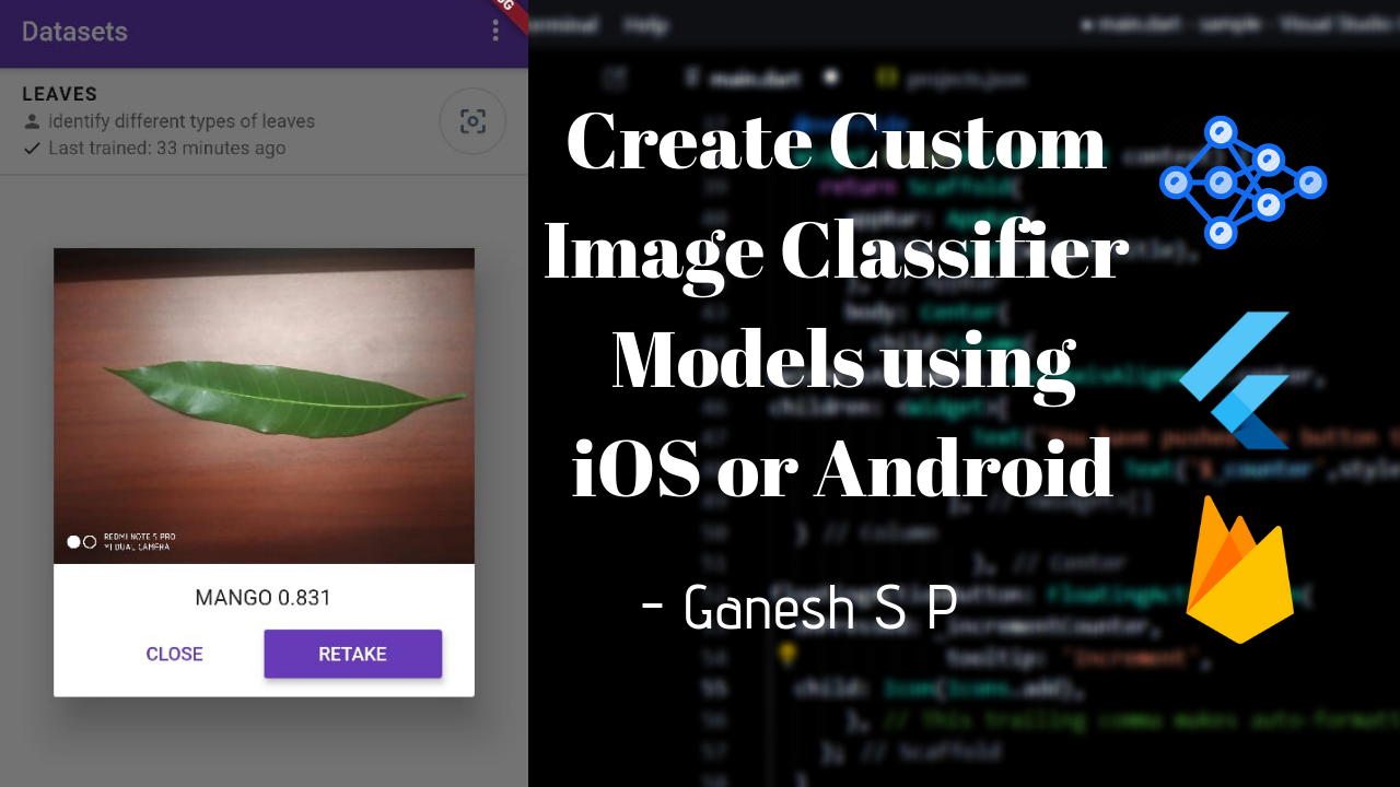 Build Custom Image Classification Models for Mobile with