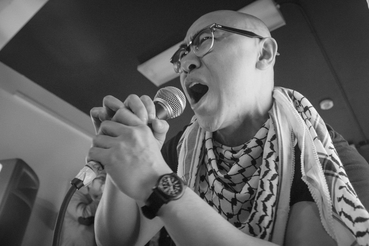 Voices of Asian America in the Spoken Word Movement