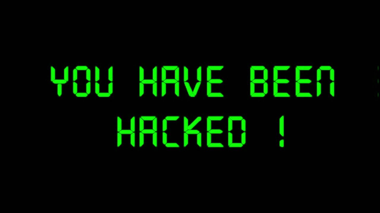 47% of people online have been hacked at least once!!