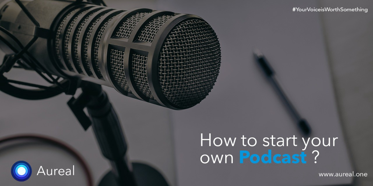 Start Your First Podcast
