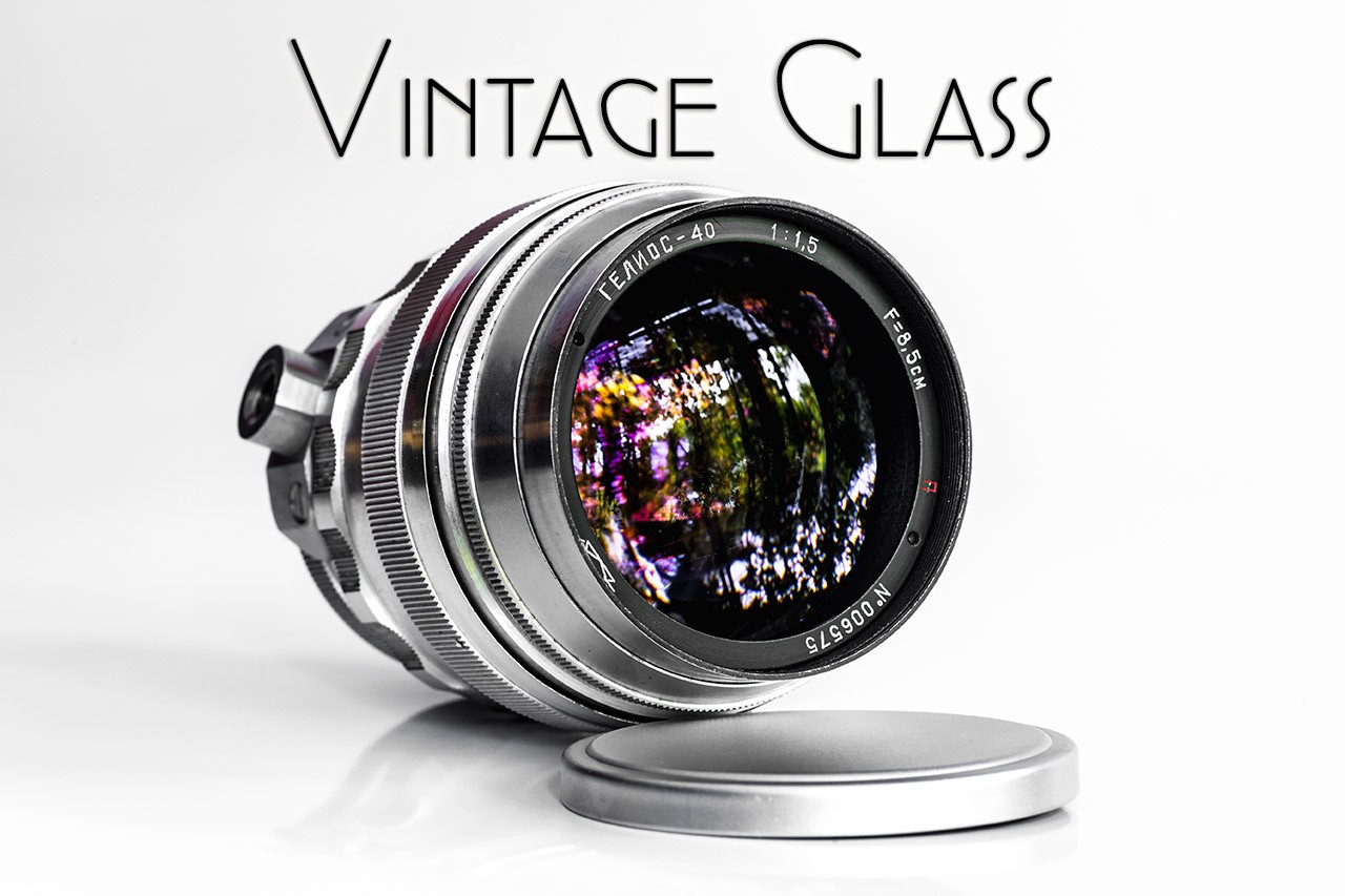 How manual-focus & vintage lenses made me a better photographer