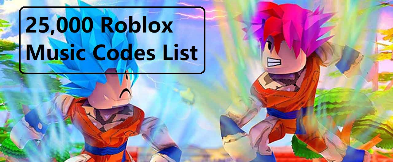 Big Balls Roblox Code 25 000 Roblox Music Codes Verified List 2020 By Crowekevin Medium
