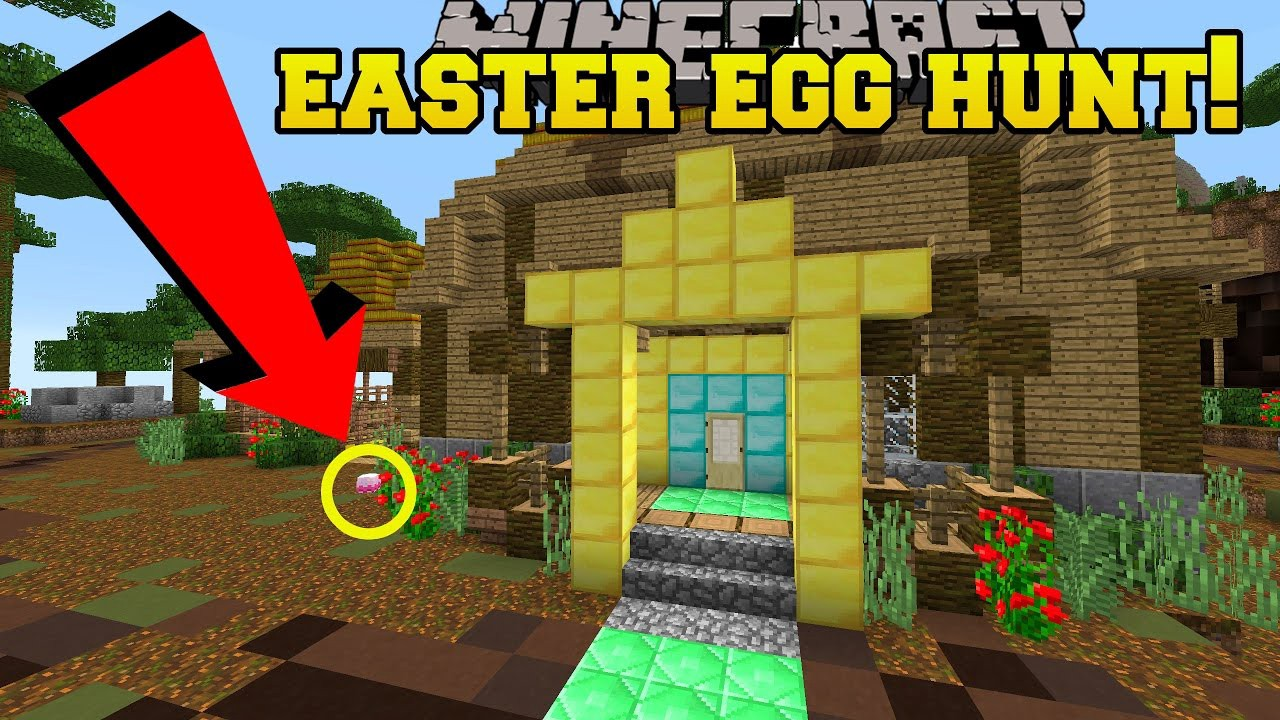 How To Create 2 Minecraft Easter Egg By Saru Reddy Medium