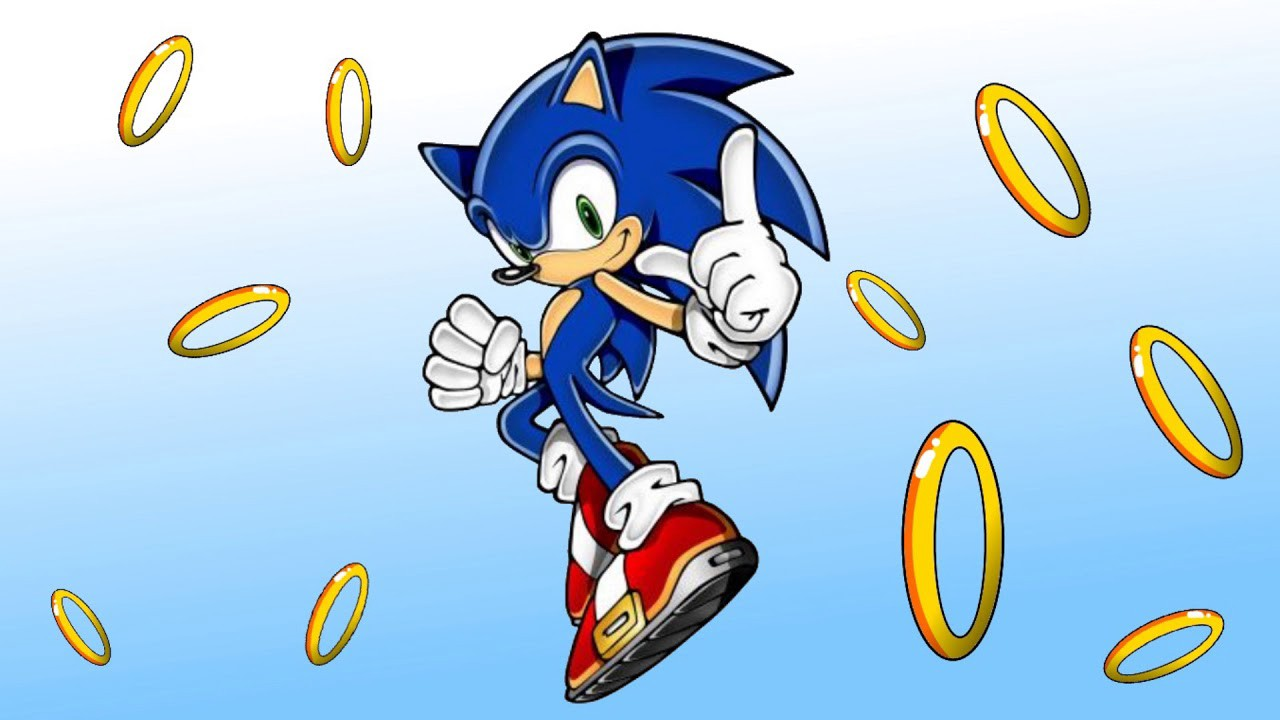 What Do You And Sonic The Hedgehog Have In Common By Sean