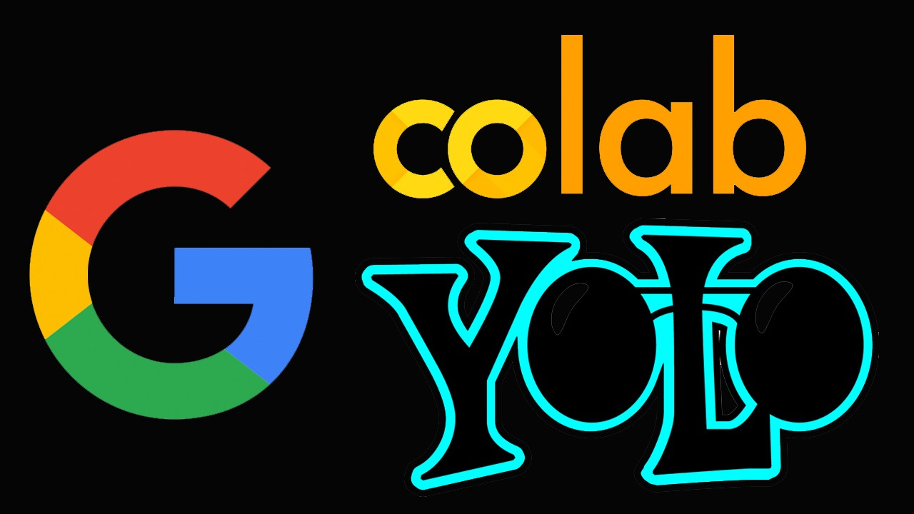 Train your own tiny YOLO v3 on Google colaboratory with the