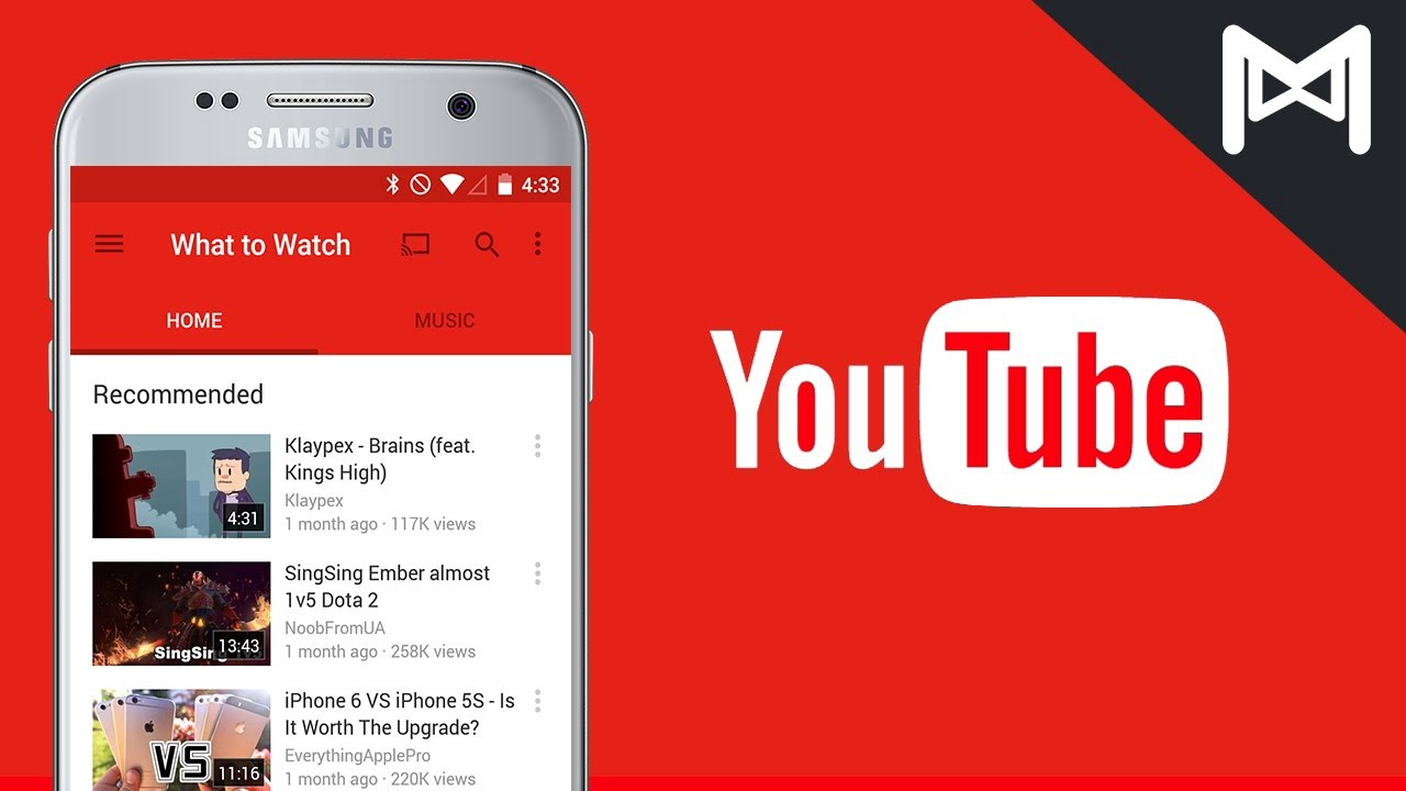 YouTube Announces New Feature for Android Phones - Happy Tech