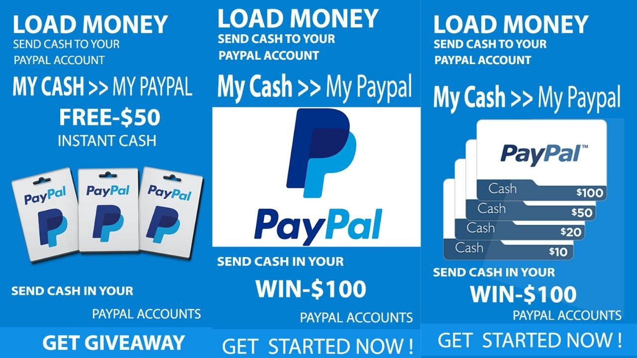 Get Paypal Giveaway Make 25 To 100 Money With Paypal Gift Card Instant Cash Free Paypal Money By Johirulislamnoor Medium
