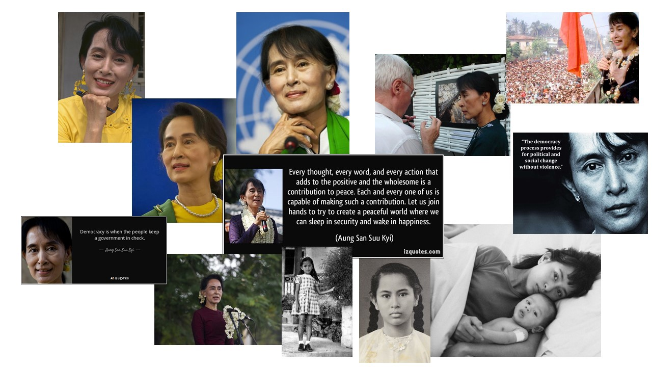 Boundless Leadership — The Case for Aung San Suu Kyi