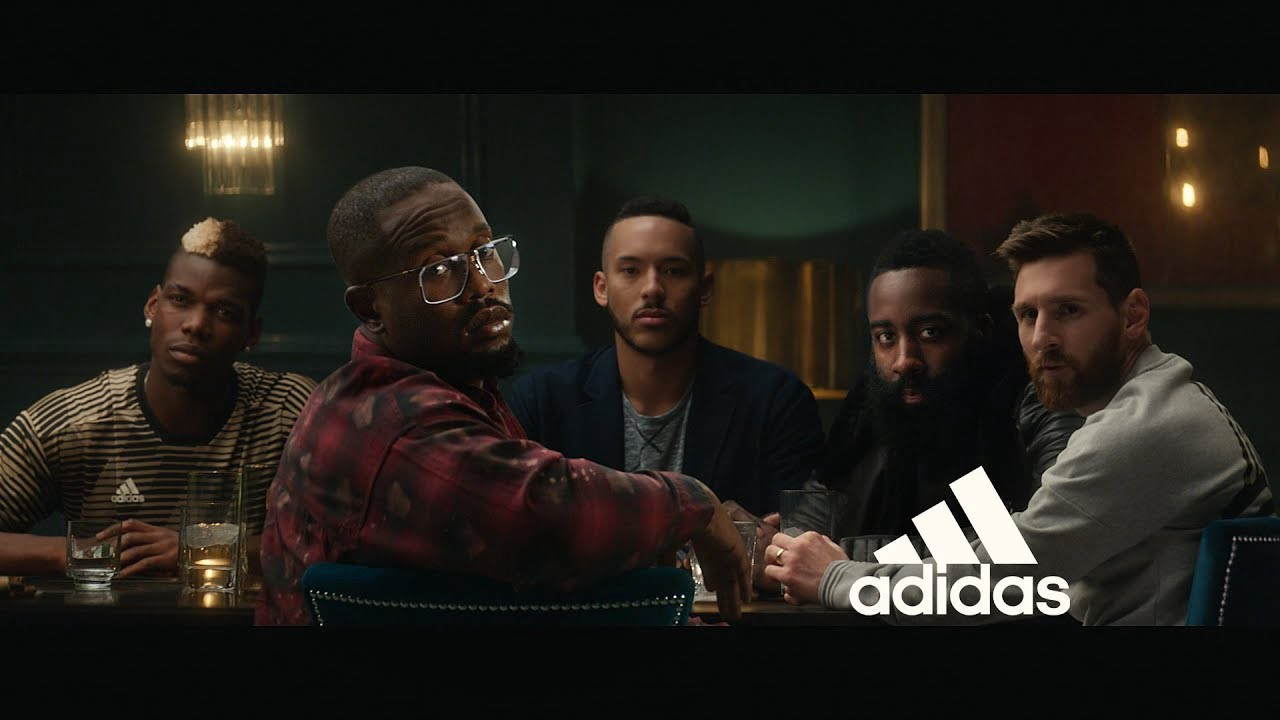 aiutante Governare Fare uno sforzo  I'm here to create | Adidas Campaign 2016–2017 | by Laoura Apostolou | AD  DISCOVERY AND CREATIVITY LAB | Medium