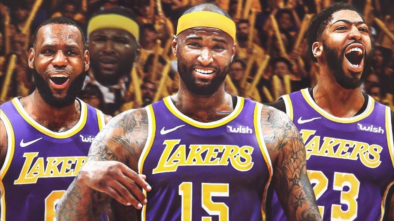 Boogie Could Be Lakers Wild Card Lakertom Medium