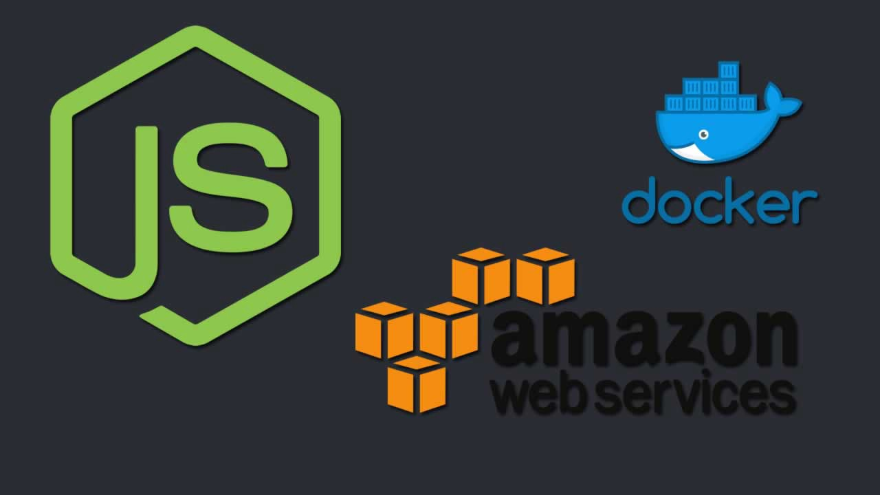 Guide: Set up Docker for a Node js app and deploy to AWS