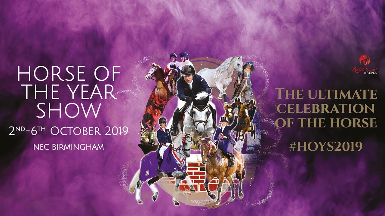 Horse of the year show 2019 tv