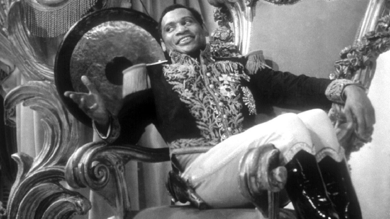 Black History Month: Paul Robeson in The Emperor Jones | by Ashley Wells |  Medium